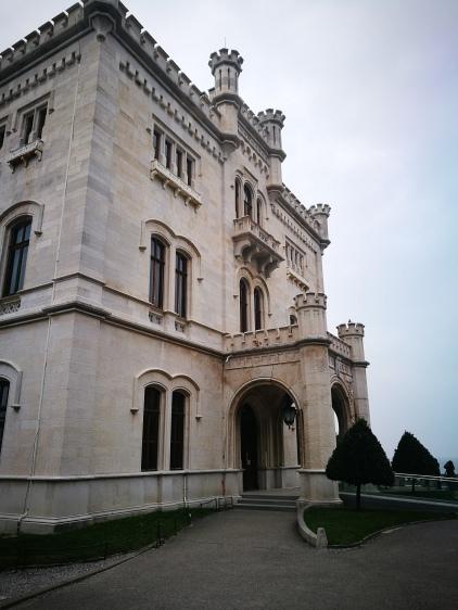 Miramare's Castle