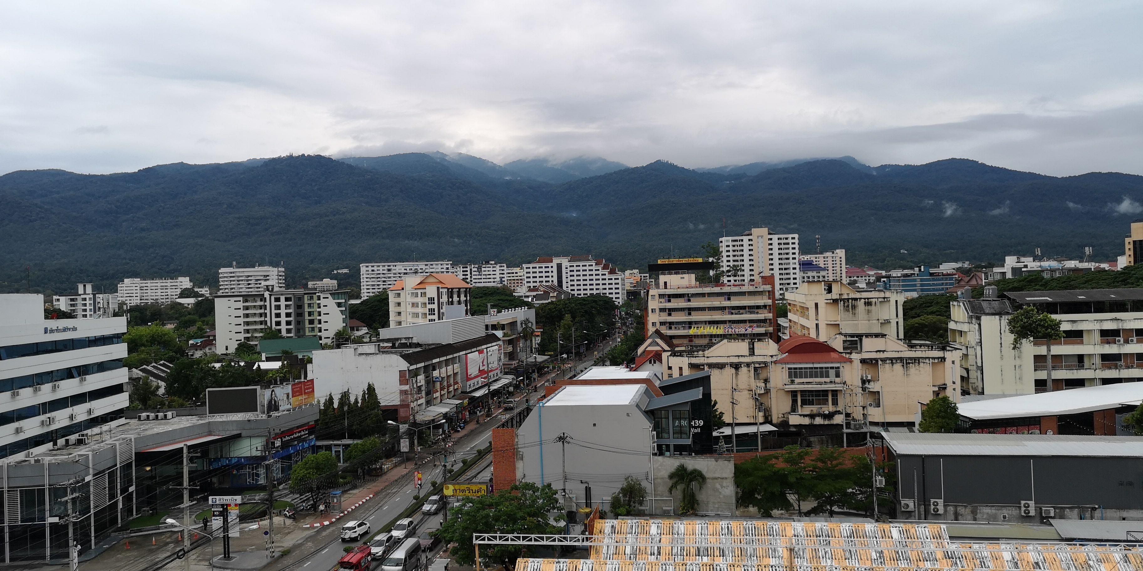 Doi Sutep view