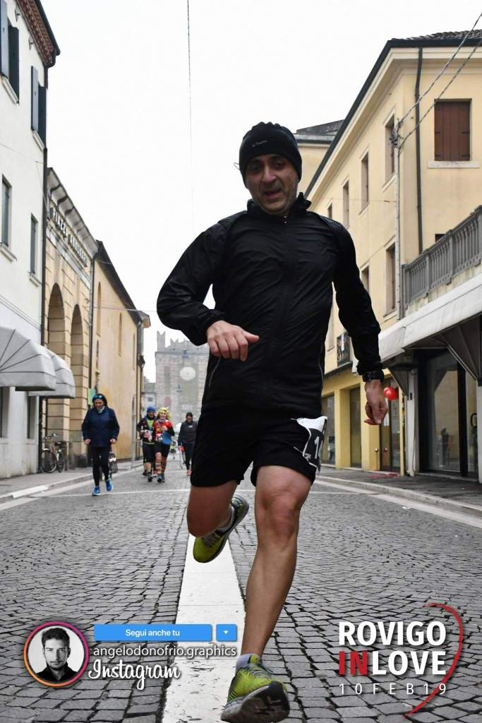 Rovigo in Love 2019 approach to finish line